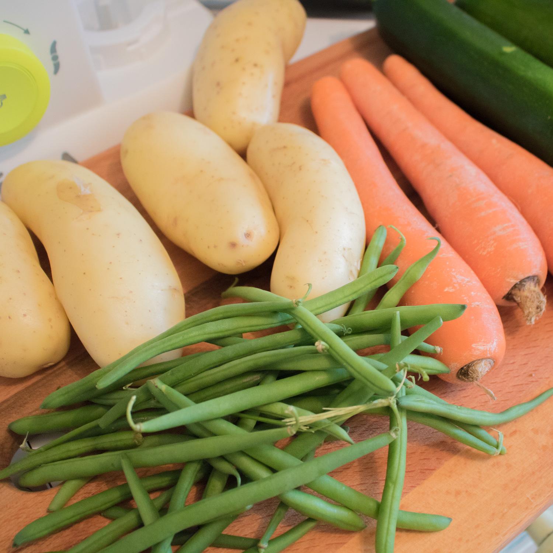 Nos débuts dans la diversification alimentaire