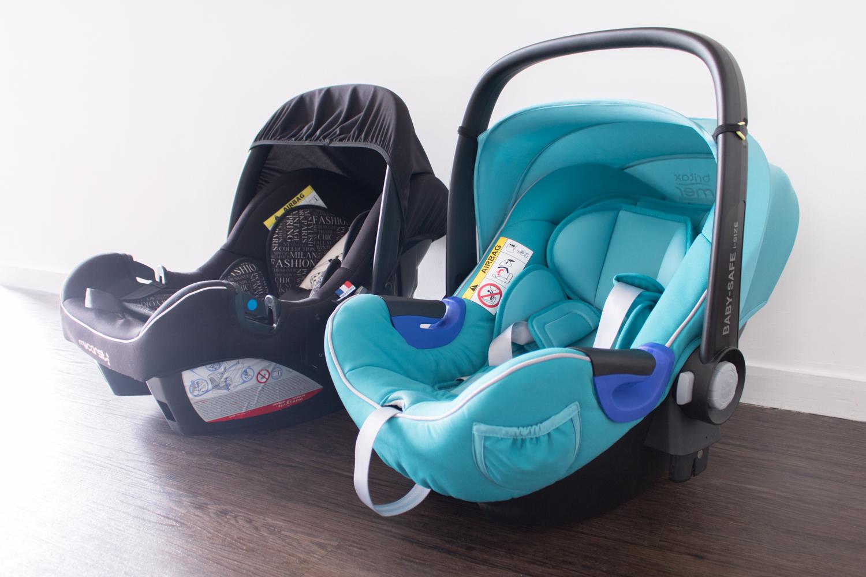 Bien choisir le cosy de bébé