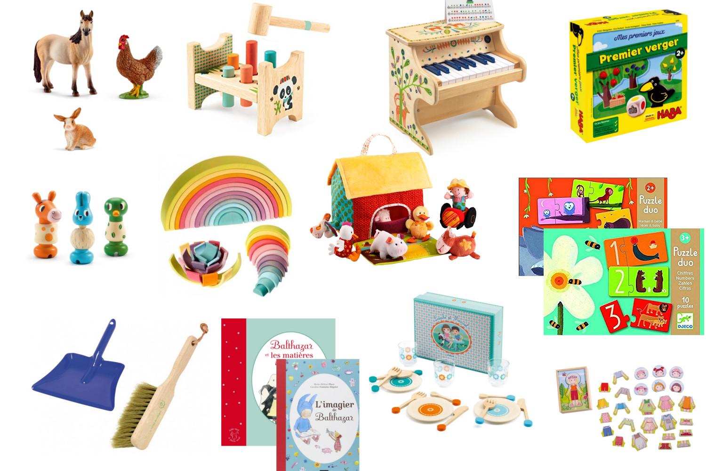 Wishlist jouets de Noël – Bébé de 19 mois